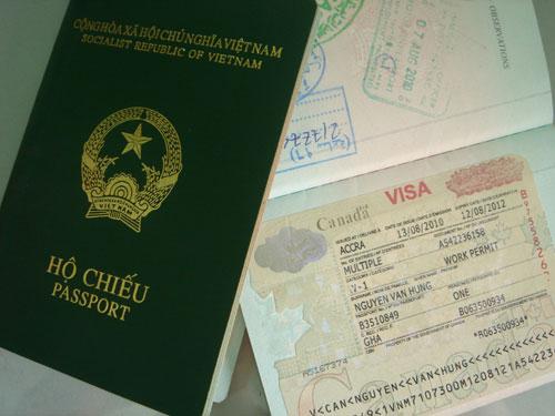 hướng dẫn làm hộ chiếu đi xklđ nhật bản