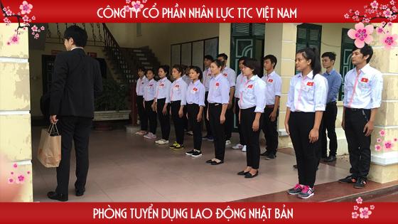Giới thiệu chung công ty cổ phần Nhân Lực TTC Việt Nam