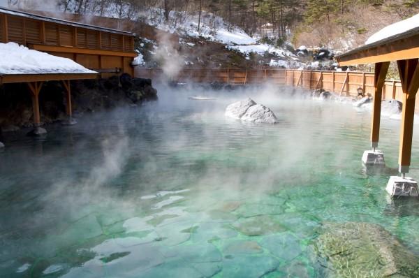Tắm chung một văn hóa xa xưa của Nhật Bản
