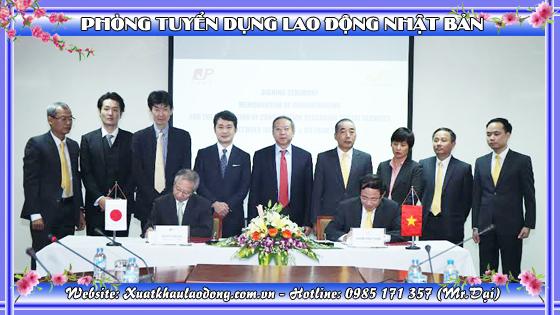 VNPost bắt tay với Bưu chính Nhật Bản