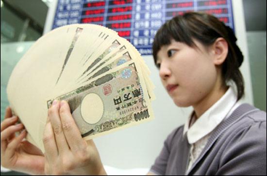 Đồng yên tiếp tục tăng giá cao nhất trong 3 năm trở lại đây