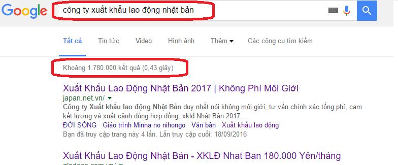 các công ty xkld tại Hà Nội