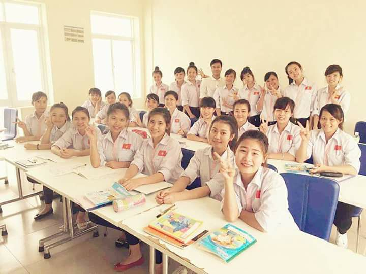 Thực tập sinh đơn hàng điện tử nhật bản tại công ty nhân lực MD Việt Nam