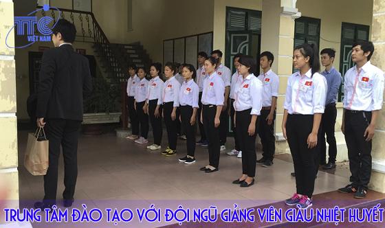 thuc tap sinh don hang che bien thuy san tai ttc viet nam
