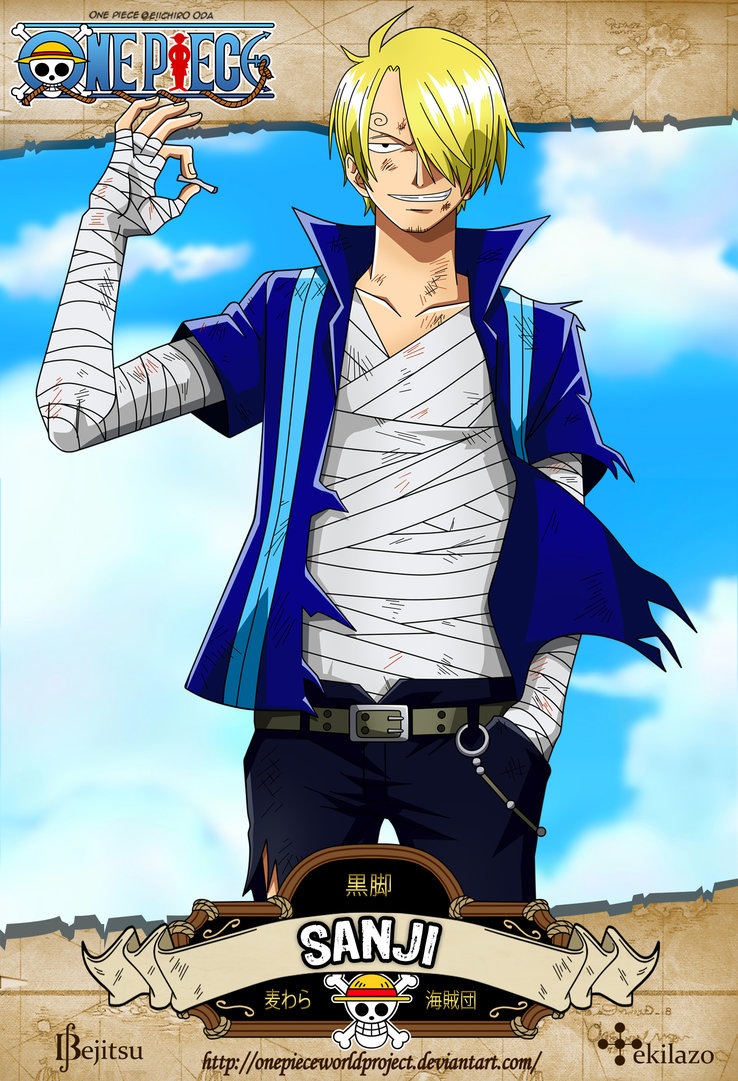 Full trọn bộ ảnh HD nhân vật trong One Piece - Đảo Hải Tặc (Phần 3)
