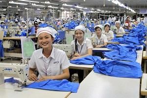 Tuyển 15 nữ đơn hàng may mặc tại Okayama, Nhật Bản