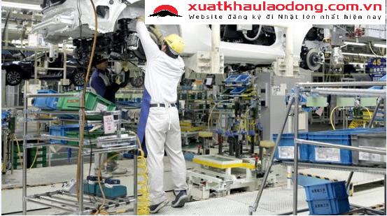 7 vấn đề người lao động cần phải biết khi xuất khẩu lao động Nhật Bản ngành cơ khí