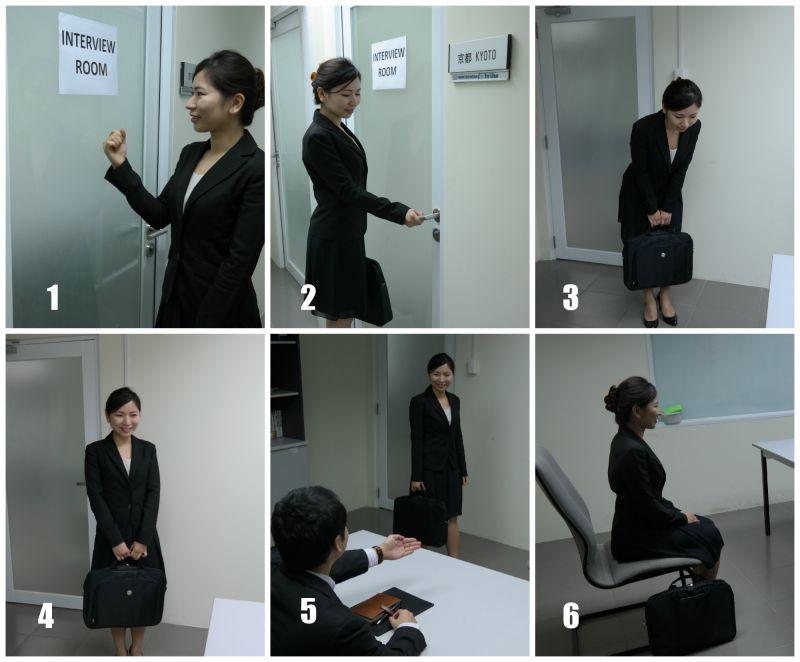 Kinh nghiệm phỏng vấn với người Nhật từ cách chào hỏi đầu tiên