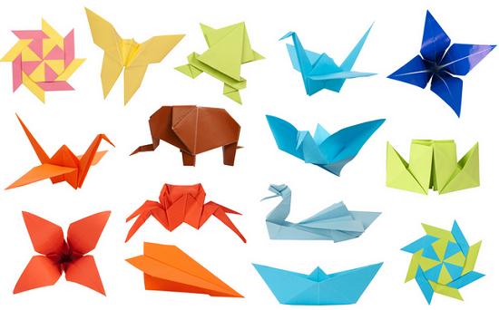 6 cách gấp giấy Origami - Nhật Bản đơn giản và độc đáo nhất