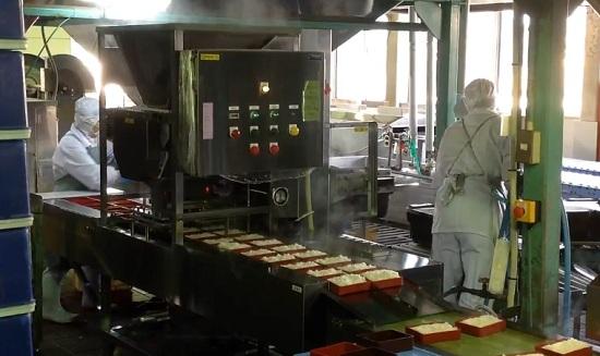 Hình ảnh làm cơm hộp tại Nhật Bản