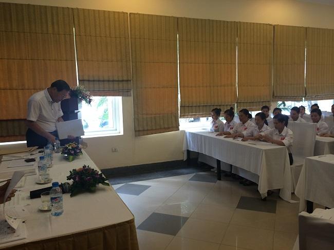 Thi tuyển đơn hàng thủy sản tháng 6/2017
