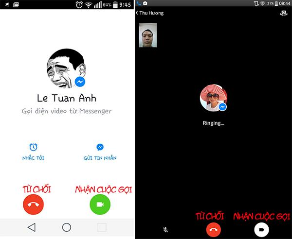 Gọi điện thoại từ Nhật về Việt Nam bằng ứng dụng điện thoại