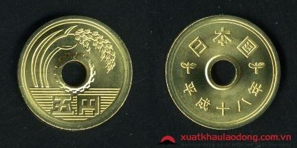 cap nhat ty gia yen hom nay - 1 man bang bao nhieu tien viet - dong 5 yen