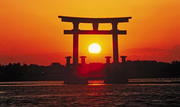 Bạn có biết tại sao Nhật Bản được gọi là đất nước mặt trời mọc