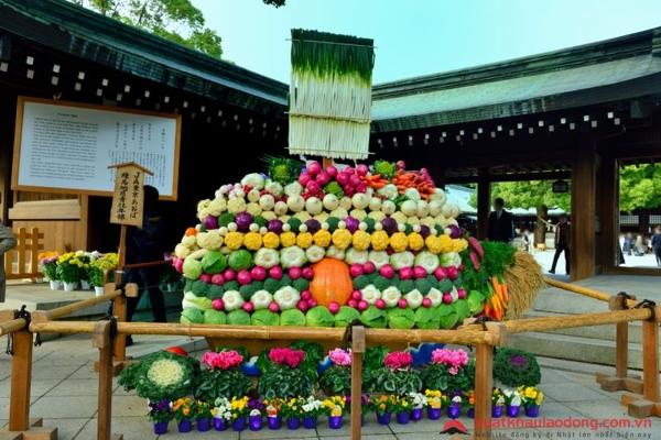 Ngày nghỉ lễ Nhật Bản - Ngày lễ cảm tạ người lao động