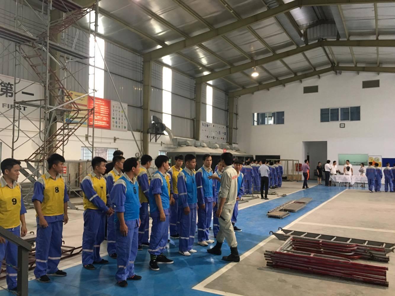 [XKLĐ Nhật Bản] Thi tuyển đơn hàng thi công xây dựng tại TTC Việt Nam