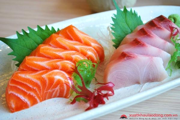 Sashimi là gì? Cách phân biệt Sashimi và Sushi