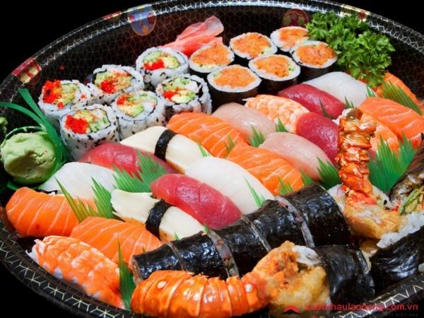 tầm quan trong của ngành đánh bắt hải sản ở Nhật