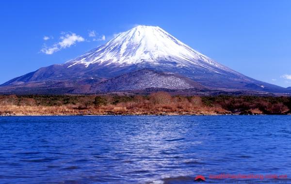 Núi phú sĩ - biểu tượng của đất nước mặt trời mọc