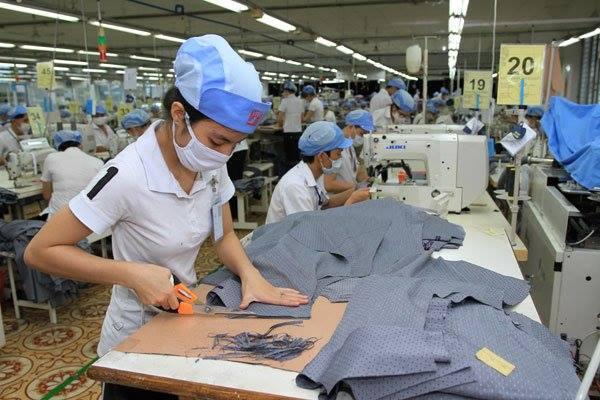 Tuyển Gấp 15 Nữ đơn hàng may mặc tại Oita lương 35 triệu/tháng