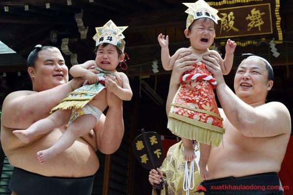 lễ hội kỳ lạ ở Nhật