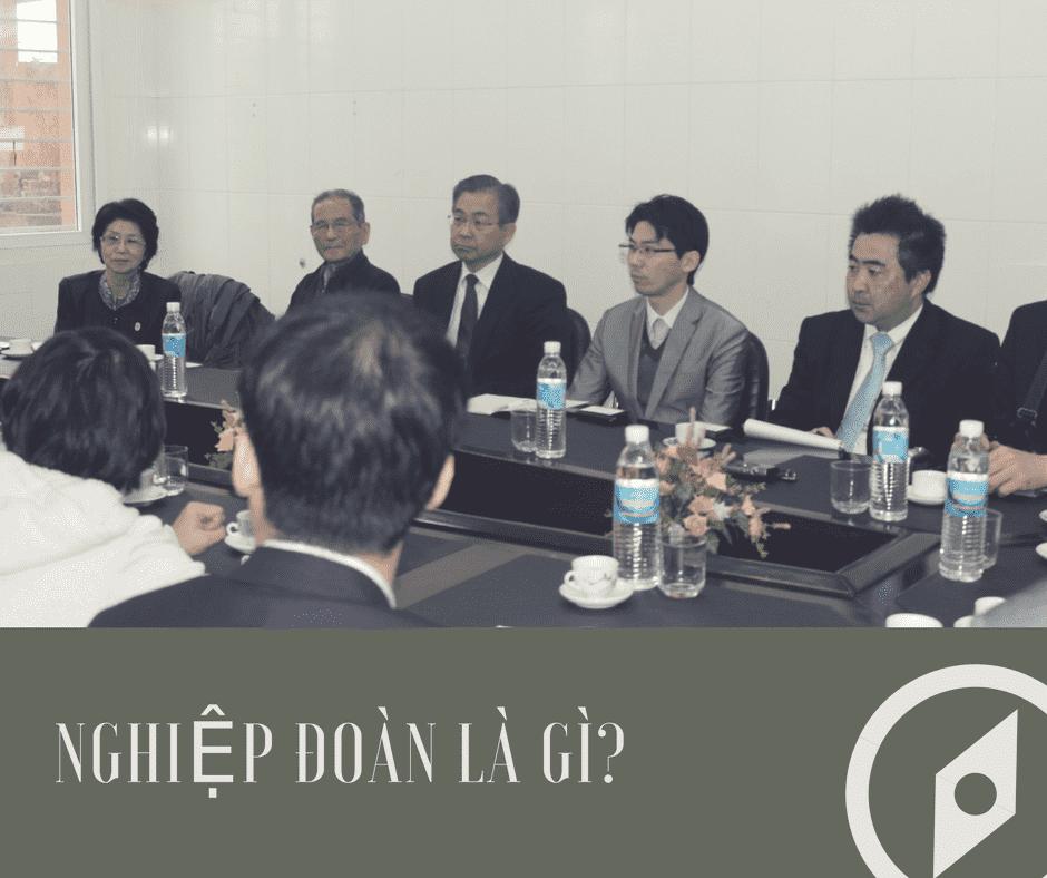Nghiệp đoàn là gì? Nghiệp đoàn có vai trò gì trong xuất khẩu lao động Nhật Bản?