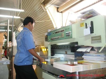 đơn hàng in ấn xklđ nhật bản