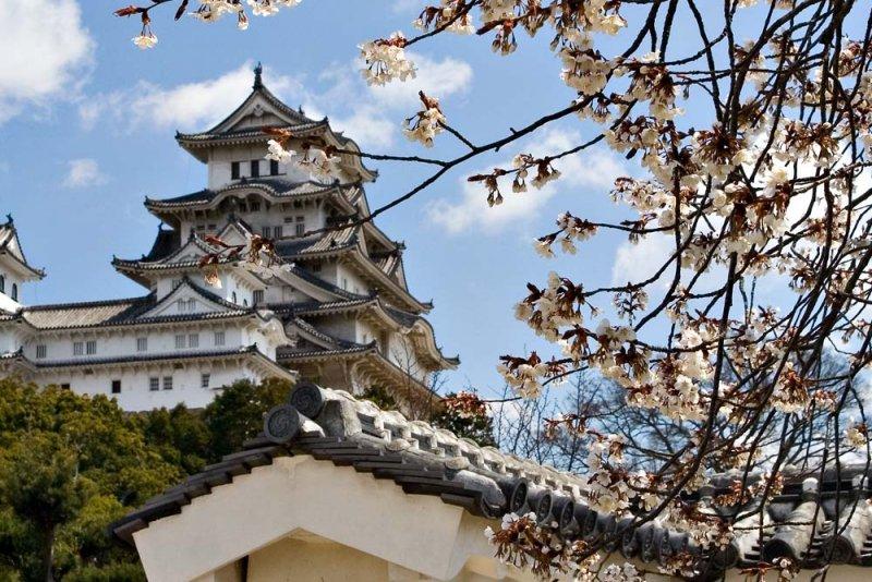 Khám phá lâu đài Himeji - dấu ấn lịch sử thiêng liêng của Nhật Bản