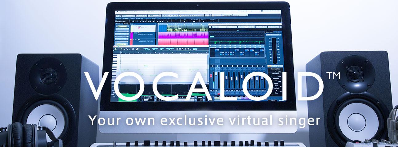Vocaloid thực ra là một phần mềm tạo nhạc