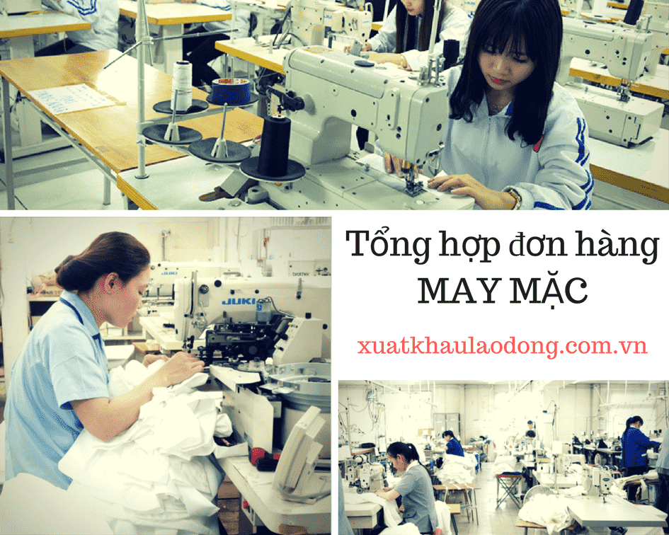 TONG HOP DON HANG MAY MAC HOT NHAT TAI TTC VIET NAM