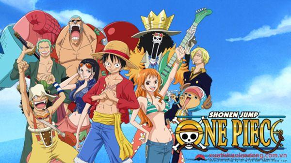 Bộ truyện manga One Piece - Đảo Hải tặc