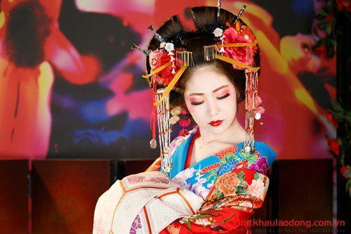 geisha và oiran
