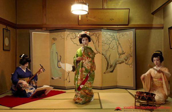 văn hóa geisha nhật bản
