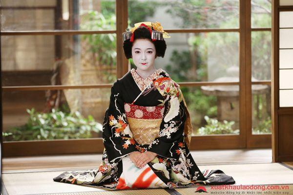 geisha nhat ban