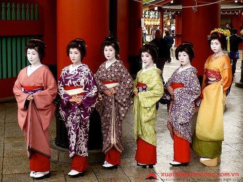 geisha nhật bản là gì