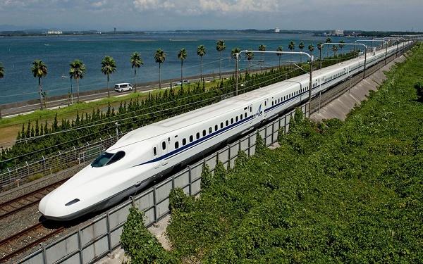 tàu cao tốc Shinkansen nhật bản