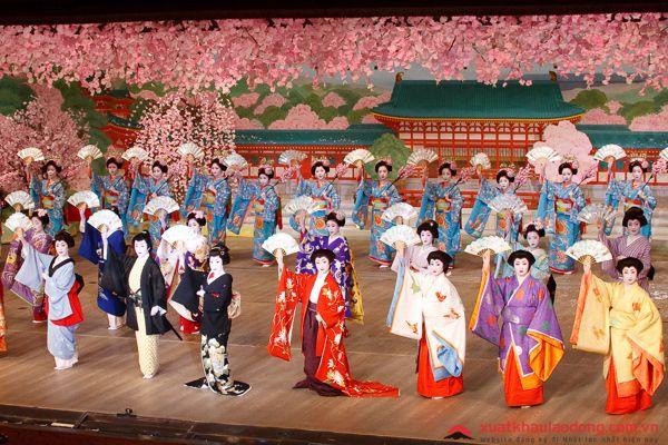 Những lễ hội độc đáo trong tháng 4 tại Nhật Bản nhất định không thể bỏ qua