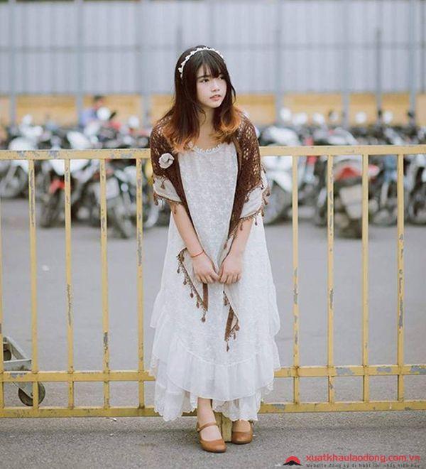 thời trang mori girl