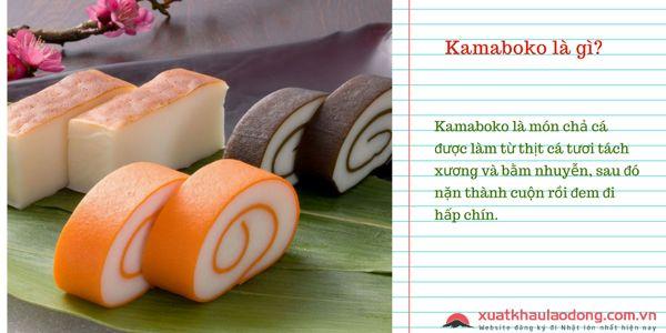 kamaboko là gì