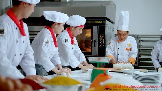 Top 10 đơn hàng thực phẩm Nhật Bản HOT nhất tại xuatkhaulaodong.com.vn năm 2019