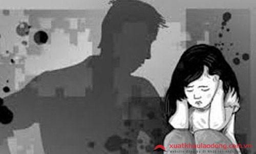Vợ đi xuất khẩu lao động, chồng ở nhà dở trò đồi bại với con riêng của vợ