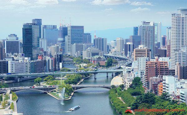 Kinh tế Osaka