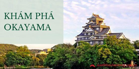 Khám phá Okayama Nhật Bản - Thành phố đáng sống cho lao động Việt