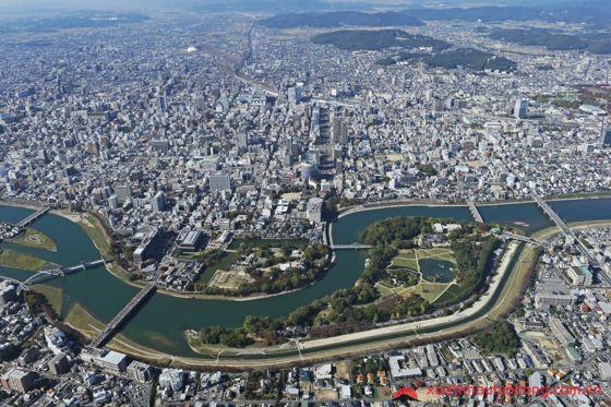 Toàn cảnh tỉnh Okayama, Nhật Bản