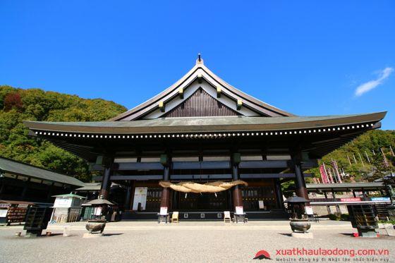 Ngôi đền kiêm chùa Saijo-inari