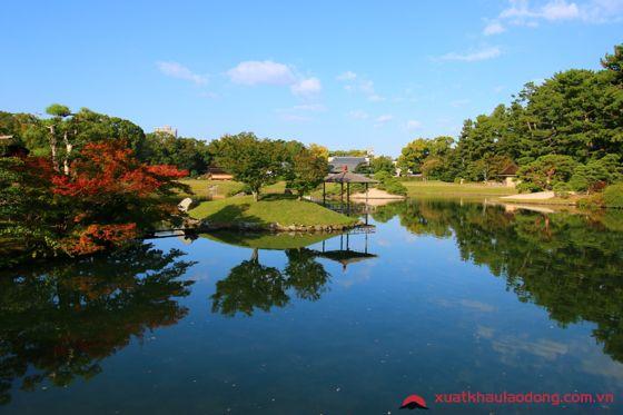 Vườn Koraku-en