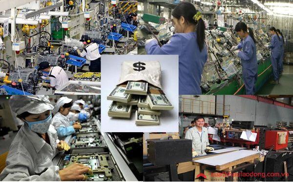 Lao động Việt Nam xuất khẩu nước ngoài gửi về 3 tỷ USD mỗi năm