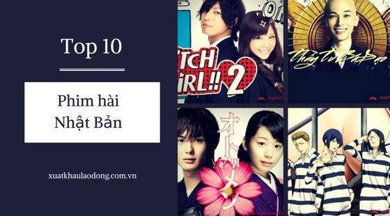 Top 10 bộ phim hài Nhật Bản hay nhất bạn không thể không xem