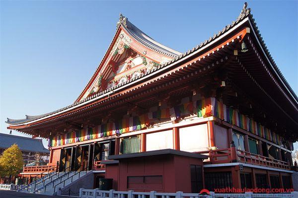 chùa sensoji