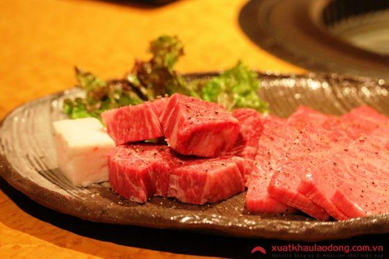 Thịt bò Oki – đặc sản ở tỉnh Shimane Nhật Bản